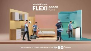 WONDERKLEAN FLEXI GOOOD PLAN